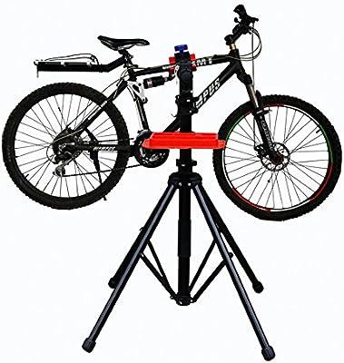 bicicleta de aluminio alas soporte de reparación kickstand ...