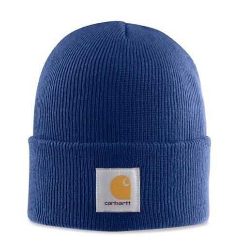 Sombrero Logotipo CHA18DCB Gorra Azul de Beisbol Acrílico Carhartt A18DCB Gorra znxR00t