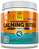 Calming Soft Chews for Dogs - Anxiety Composure Ai...