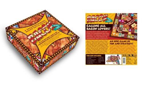 Road Trip Bacon Edition Board Game