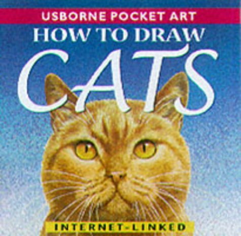 How to Draw Cats (Pocket Art) by Lucy Smith (Lucy Cat Tree)