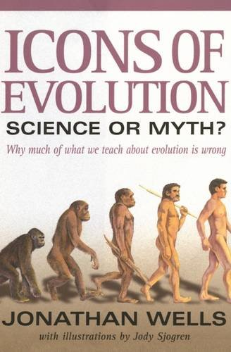 Icons of Evolution: Science or Myth? Why Much of What We Teach About Evolution Is - Outlet Store Icon