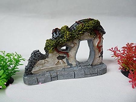 acuario paisaje ornamento de acuario rockery paisaje acutico adornos acuario accesorios amazones productos para mascotas
