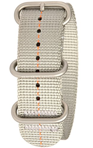 bertucci-dx3-b-179-granite-gray-w-orange-dash-22mm-nylon-watch-band