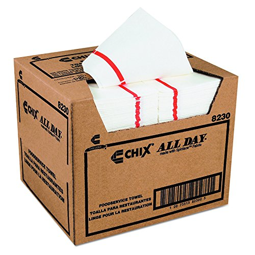 Chix, CHI8230, Foodservice Towels, 12 1/4 x 21, 200/Carton, Sold As 1 -