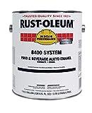 Rust-Oleum 8400 Alkyd Enamel, Dairy White, 1 gal. - 8494402