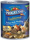 Progresso Traditional Soup, Italian-Style Wedding, 18.5-Ounce Cans (Pack of 12)