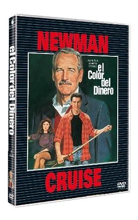 El color del dinero [DVD]: Amazon.es: Paul Newman, Tom Cruise ...