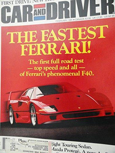 - 1991 Oldsmobile 98 Ninety Eight Touring Sedan / Mazda Protege / Saab 9000 Turbo / Subaru Legacy Sport Sedan Road Test