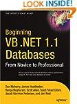 Beginning VB .NET 1.1 Databases: From...