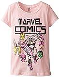 Marvel Girls' Super Heroes Super Reversible Zip Up Hoodie