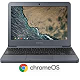 Samsung Premium 11.6'' HD Chromebook Intel Dual Core Celeron Up to 2.48GHz, 4GB RAM, 32GB eMMC, WiFi, Bluetooth, HDMI, Stereo Speakers, Webcam, USB 3.0, Chrome OS