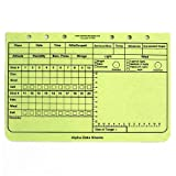 Cheap U.S. Tactical Supply Inc, Modular Sniper Data Book Alpha Data Refill Sheets, NSN 1220-01-547-1808