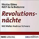 Revolutionsnächte   Nicolas Edme Rétif de la Bretonne