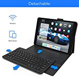 iPad 7th Generation Case with Keyboard and Pencil