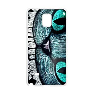 Unique owl eye Cell Phone Case for Samsung Galaxy Note4