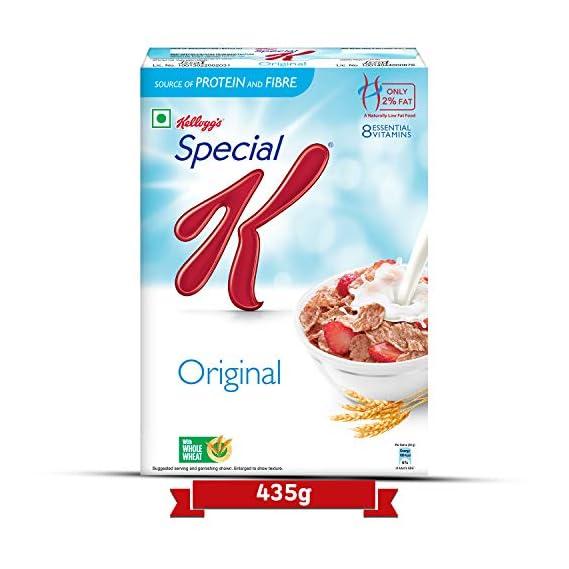 Kellogg's Special K Original Breakfast Cereal, 435gms Pack