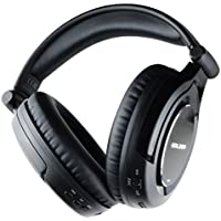 Golzer BANC-70s Wireless Bluetooth Headphones with Active Noise Cancelling, Headphones-to-Heaphones Audio Sharing, Internal Mic, Detachable Wired Audio