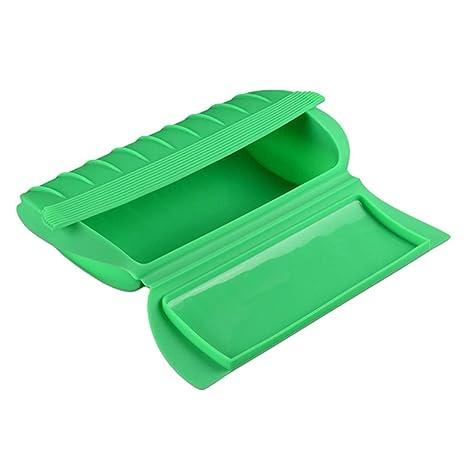 UPKOCH - Caja de Silicona para cocinar al Vapor o al Vapor ...