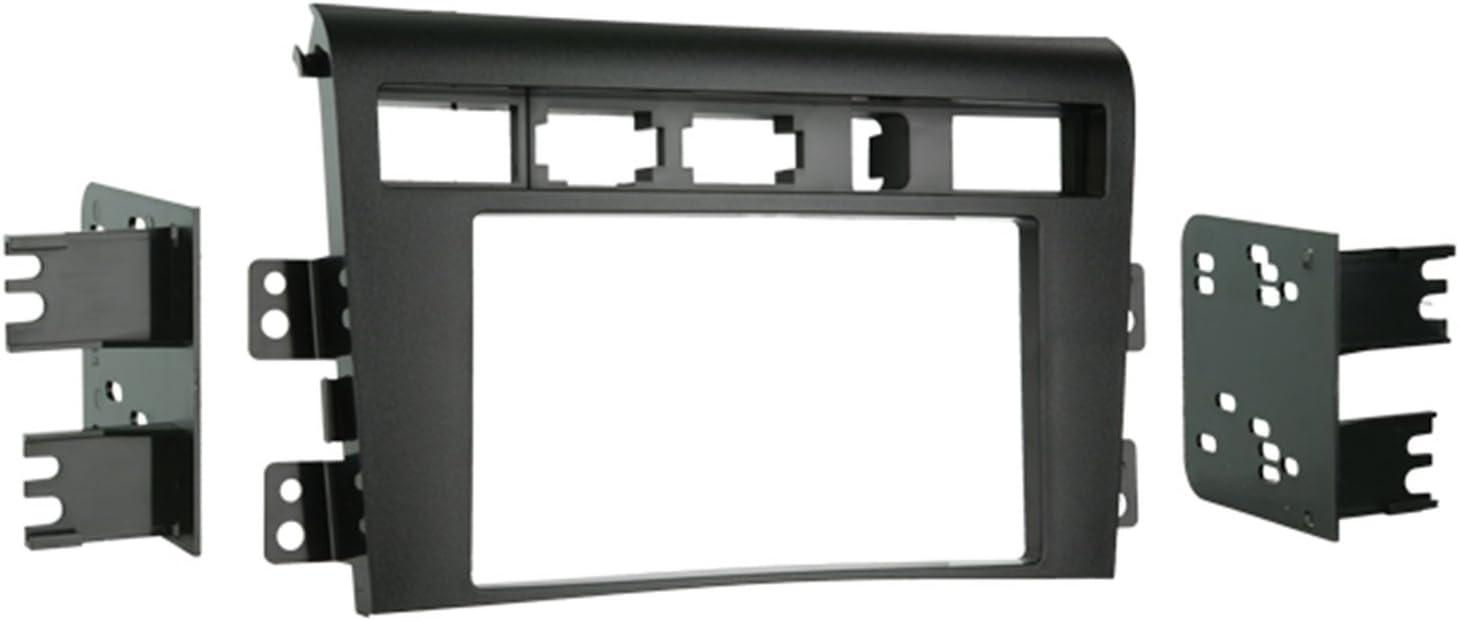 Gray METRA Ltd Metra 99-7344G Single DIN Dash Installation Kit for 2011 Kia Sportage Vehicles