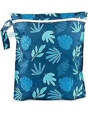 Bumkins Wet Bag - Blue Tropics
