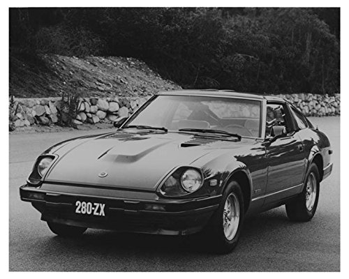 1983 Datsun 280ZX Two Seater Automobile Photo Poster