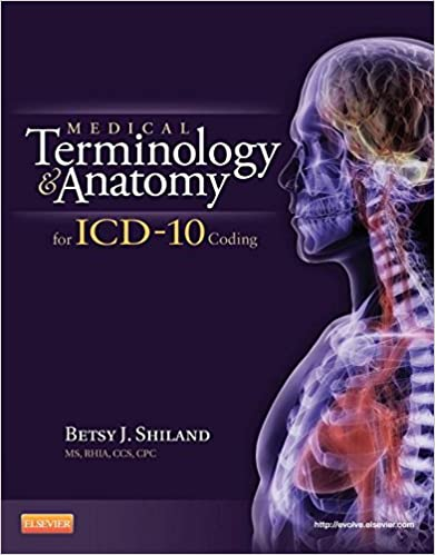 Amazon Medical Terminology And Anatomy For Icd 10 Coding E