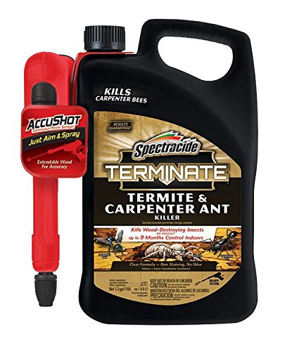 Spectracide Terminate Termite & Carpenter Ant Killer2 (AccuShotTM Sprayer) (HG-96375) by Spectracide