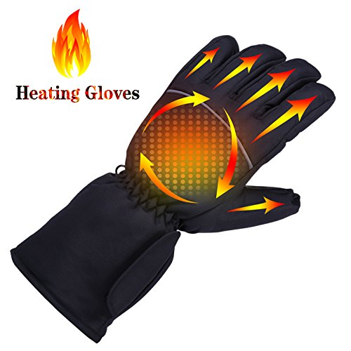 Electric Waterproof Heating Gloves