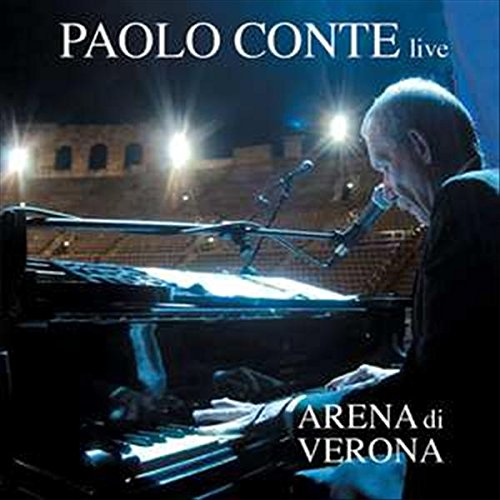 CD : Paolo Conte - Live Arena Di Verona (Italy - Import, 2PC)