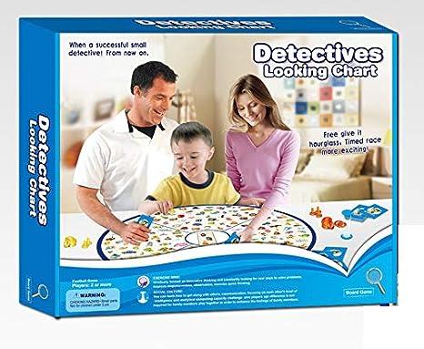NEO+-Detective En Acción Juego de Mesa, Multicolor Toys 6112: Amazon.es: Juguetes y juegos