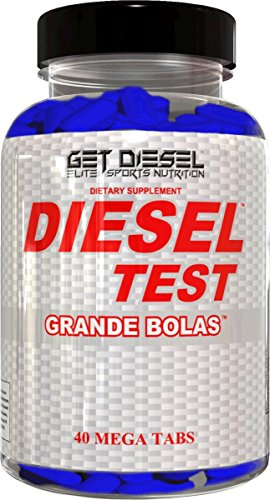 Price comparison product image DIESEL TEST worlds most effect Test Booster under 30 bucks