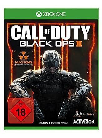 [A] Gebraucht: Call of Duty Black OPS III - Xbox One