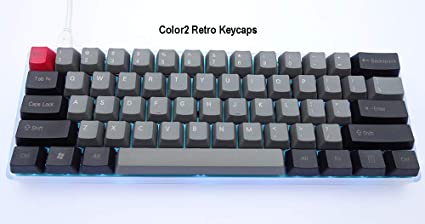 Amazon com: NPKC GH60 V2 0 Mechanical Keyboard Upgraded from Satan