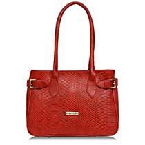 Fantosy red women f style shoulder bag red FNB822
