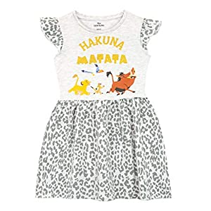 Disney Girls' The Lion King Dress