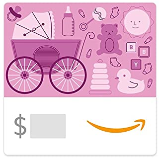 Amazon eGift Card - Baby Icons Pink (B01LX09MFO) | Amazon price tracker / tracking, Amazon price history charts, Amazon price watches, Amazon price drop alerts
