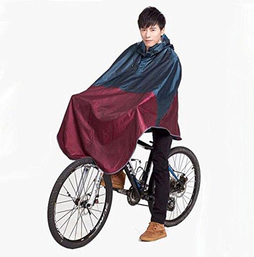 Rain Cape Cycling - 3