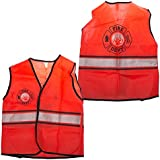 Fun Express Nonwoven Polyester Firefighter Vest