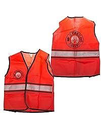 RubyShopUU Children's Firefighter Vest Children's Firefighter Vest