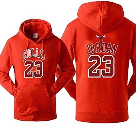 Men's Hoodie - NBA Chicago Bulls # 23
