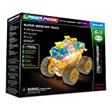 Laser Pegs Super Monster Truck 6-in-1 Building Set