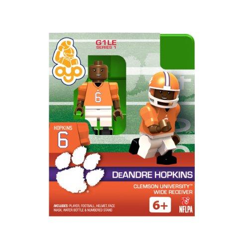 NCAA Clemson Tigers Clemson DeAndre Hopkins Figure