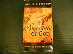 The Signature of God [VHS]
