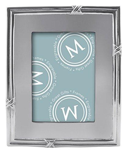 - Mariposa Love Knot Engravable Frame, 5