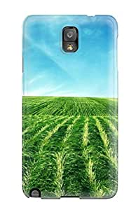Defender Case For Galaxy Note 3, Earth Landscape Pattern