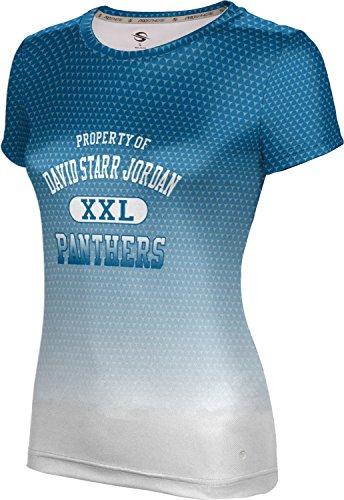 ProSphere Women's David Starr Jordan High School Zoom Shirt (Apparel) EF382 by ProSphere