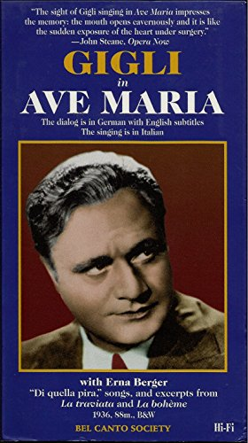 Ave Maria [VHS]