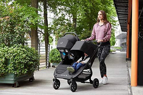 51bQ5vYROvL - Baby Jogger City Mini GT2 Double Stroller, Jet