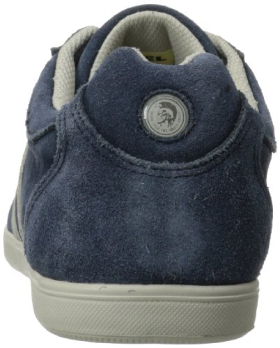 DIESEL - Herren- Blaue Sneakers Vintagy Lounge Wildleder für herren